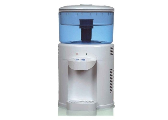 Multi Beverage Use Mini Water Cooler Dispenser For Reducing Chlorine with 5L top bottle water capacity